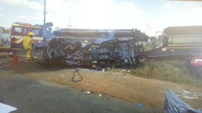 Причината за катастрофата се изяснява СНИМКА:Туитър