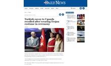 Заради снимки: Започна разследване срещу турската посланичка в Уганда (Видео)