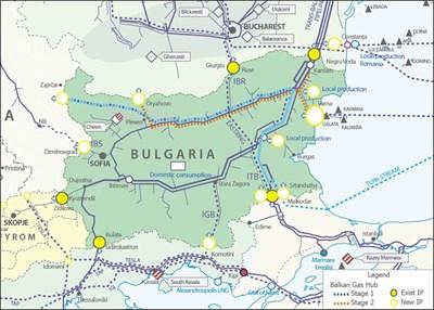 """Съдебни оспорвания може да забавят продължението на """"Турски поток"""" през България"""