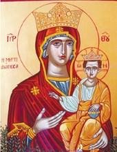 """""""Света Богородица Предизвестителка"""" ще бъде рисувана половин година"""