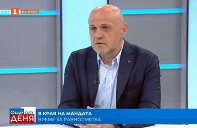 Томислав Дончев. Кадър БНТ