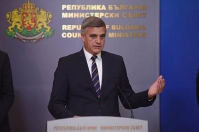 Стефан Янев СНИМКИ: Велислав Николов