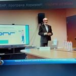 Иво Тодоров по време на представянето си през СЕМ