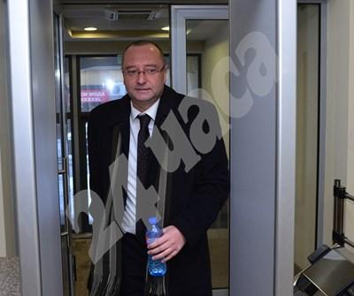 Георги Ушев встъпи като председател на апелативния спецсъд през м.г. от шефското място на по-долната инстанция. СНИМКА: 24 часа