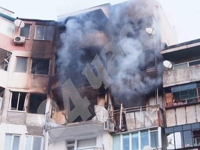 Вторият оглед не откри улики за умишлен взрив във Варна (Обновена)