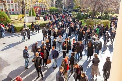 Фермерският фестивал ще се проведе в двора на УХТ