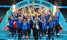 Италия е новият европейски шампион. Момчетата на Манчини са непобедими от 2018-а