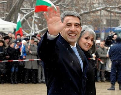Росен Плевнелиев встъпва в длъжност президент на Р България през януари тази година. Снимка: Архив