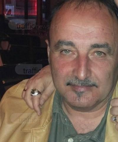 Заместник-началникът на трето РУП в Пловдив Стоян Павлов СНИМКА: Трафикнюз
