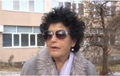 Мария Банева - майката на Николай Банев Кадър: bTV