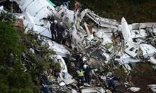 Спортистите масово гинат в самолетни катастрофи