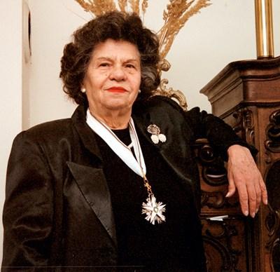 """За 80-годишнината си получава най-високото държавно отличие - орден """"Стара планина"""". СНИМКА: Архив"""