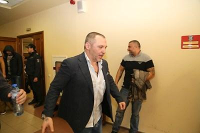 Спецсъдът оправда Златко Баретата като лидер на наркобанда.