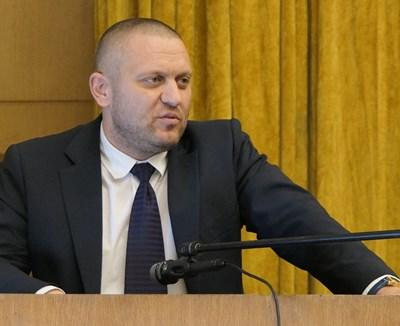 Георги Хаджиев Снимка: СДВР