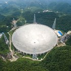 """Китайският радиотелескоп """"FAST"""" улови неутрални водородни вълни от далечни галактики"""