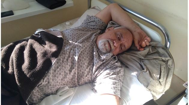 Депутатът от Великото народно събрание Христо Марков точно преди да основе дясна партия: Получих инсулт, не знам дали ще оцелея!