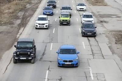 Срив: 31 % спад на употребяваните леки коли у нас, 45 % при новите!