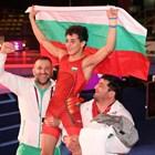 Едмонд Назарян и останалите национали ще атакуват световното първенство