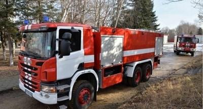 Пожарна служба СНИМКА: Архив