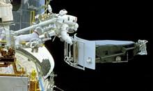 Пукнатина в корпуса на МКС, как ядат и спят астронавтите на станцията