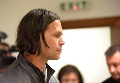 Имам висше образование магистър, каза Йохан Стелингверф пред съда. СНИМКА: Йордан Симeонов