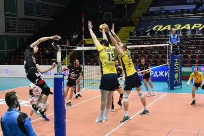 Снимка: Национална волейболна лига