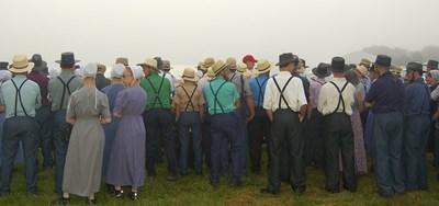 Генна мутация у амишите в САЩ обяснява по-голямото им дълголетие. Снимка Pixabay