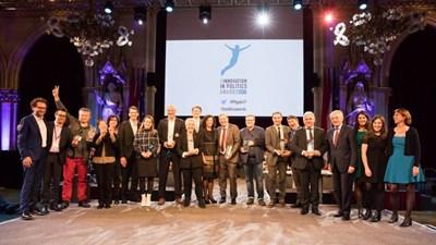 За първи път във Виена раздадоха оскари за иновации в политиката