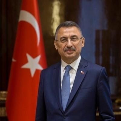 Турският вицепремиер Фуат Октай СНИМКА: туитър/fuatoktay