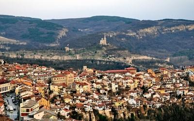 Велико Търново е център на Старопланинския туристически район СНИМКА: Община Велико Търново