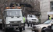 Паяците в София вдигнали 45 787 коли за година