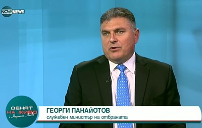 Георги Панайотов. Кадър NOVANEWS