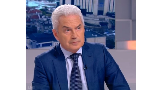 Сидеров: Няма да съм министър в новото правителство