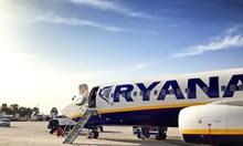 """Отмениха полет на """"Райънеър"""" от Бергамо за Бургас, но не казват защо"""