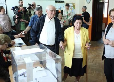 """На места в София, Пловдив и Варна наесен ще се гласува с 4 бюлетини.  СНИМКА: """"24 ЧАСА"""""""