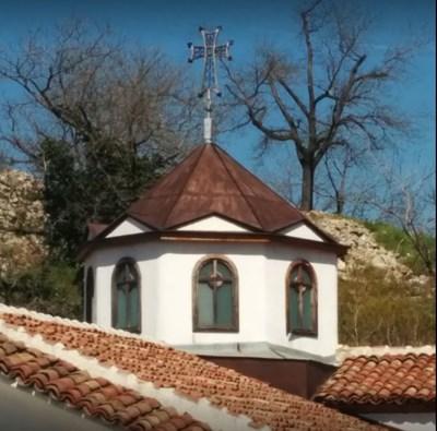 Арменската църква в Стария град в Пловдив.
