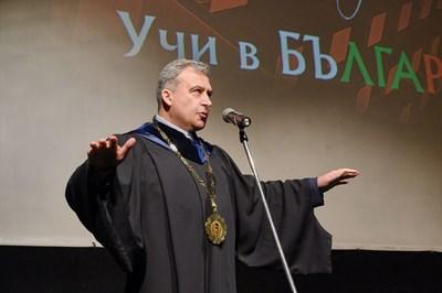 Д-р Станислав Семерджиев е преизбран за ректор на НАТФИЗ