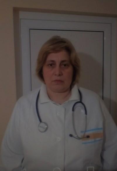 Д-р Ваньова СНИМКА: Авторката