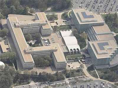 Централата на ЦРУ.