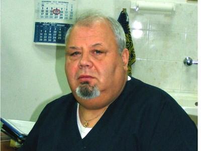 Д-р Йорданов ръководи единственото отделение у нас за палиативни грижи. СНИМКА: Валери Ведов
