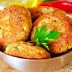 Картофени кюфтета с гъби
