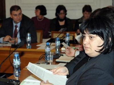 Правната комисия в парламента прие правилата за избор на членове на ВСС от квотата на Народното събрание. СНИМКА: