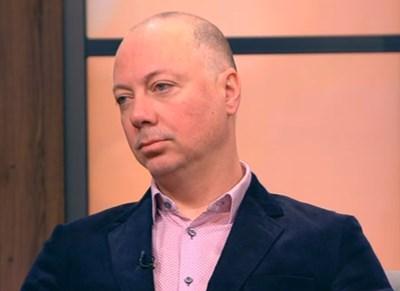 Транспортният министър Росен Желязков  Кадър: Би Ти Ви