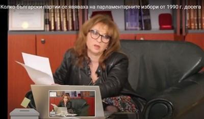 Видеокоментар: Колко партии участваха в изборите досега и кои парламенти оцеляха до края