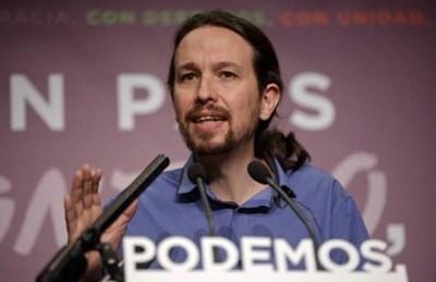 Пабло Иглесиас СНИМКА: Ройтерс