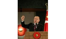 Няма да допуснем автономия в Сирия. Тежка участ очаква и онези, които искат да откъснат парче от Турция