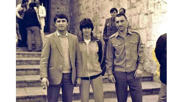 В казармата Стоичков съставил план да бяга в чужбина