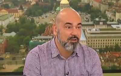 Плутархис Маридакис Кадър: Нова ТВ