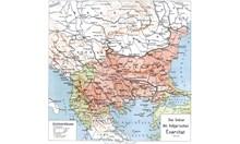 Санстефанският договор - България е териториално осакатен вариант на васално на Турция и окупирано от Русия Княжество