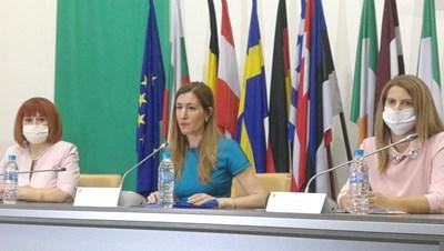 СНИМКИ: Пресцентър на министерството на туризма